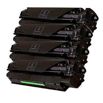 HOTCOLOR 4 Black S35 FX8 Laser Toner Cartridge for Canon S35 FX8 8955A001AA imageCLASS D320 D340 FAX L360 L380 L380S L390 L400 Printer