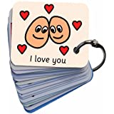 Picture Exchange Communication Keyring (AAC / ASD) Feelings and Emotions Visual Aid Resourceby BSL for Kids