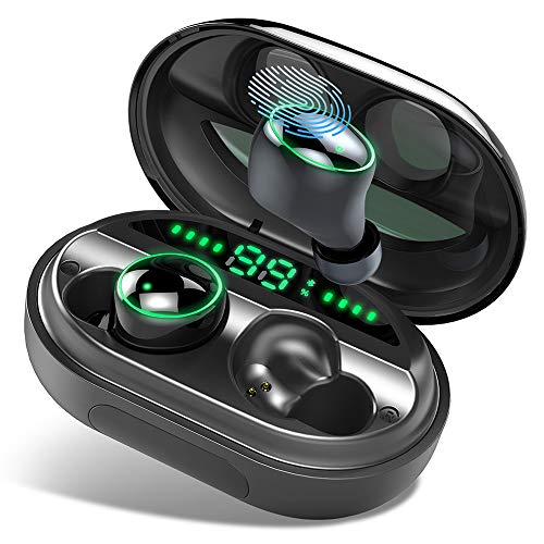 Bluetooth Headphones Waterproof Microphone Canceling product image