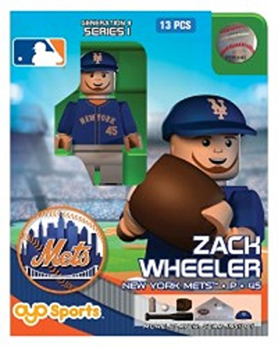 MLB New York Mets Zack Wheeler OYO G4S1 Minifigure