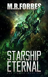 Starship Eternal by M.R. Forbes ebook deal