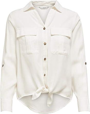 Only Onlkarla L/S Shirt Wvn Blusa para Mujer: Amazon.es: Ropa y accesorios