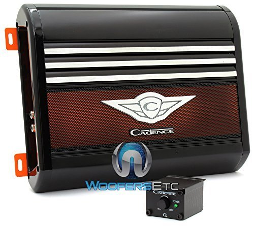 Q6000m - Cadence Monoblock 400W RMS 800W Max QRS Series Amplifier by Cadence Sound by Cadence