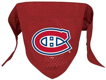 b74c11767 Amazon.com   Hunter Mfg. LLP NHL Montreal Canadiens Pet Bandana ...