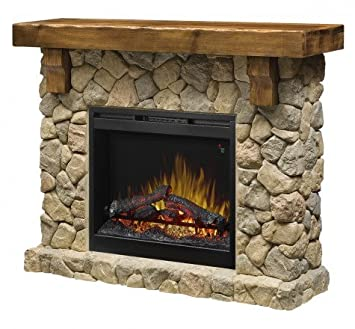 Amazon Com Dimplex Smp St Fieldstone Pine And Stone Look