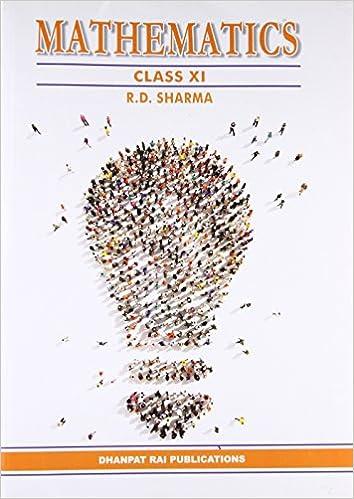 Mathematics for class xi old edition amazon rd sharma books fandeluxe Choice Image