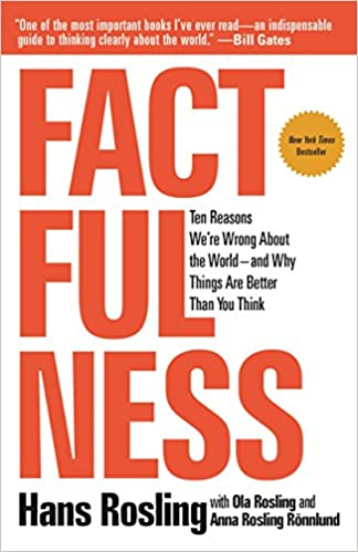 Factfulness: Ten Reasons Were Wrong About the World--and ...