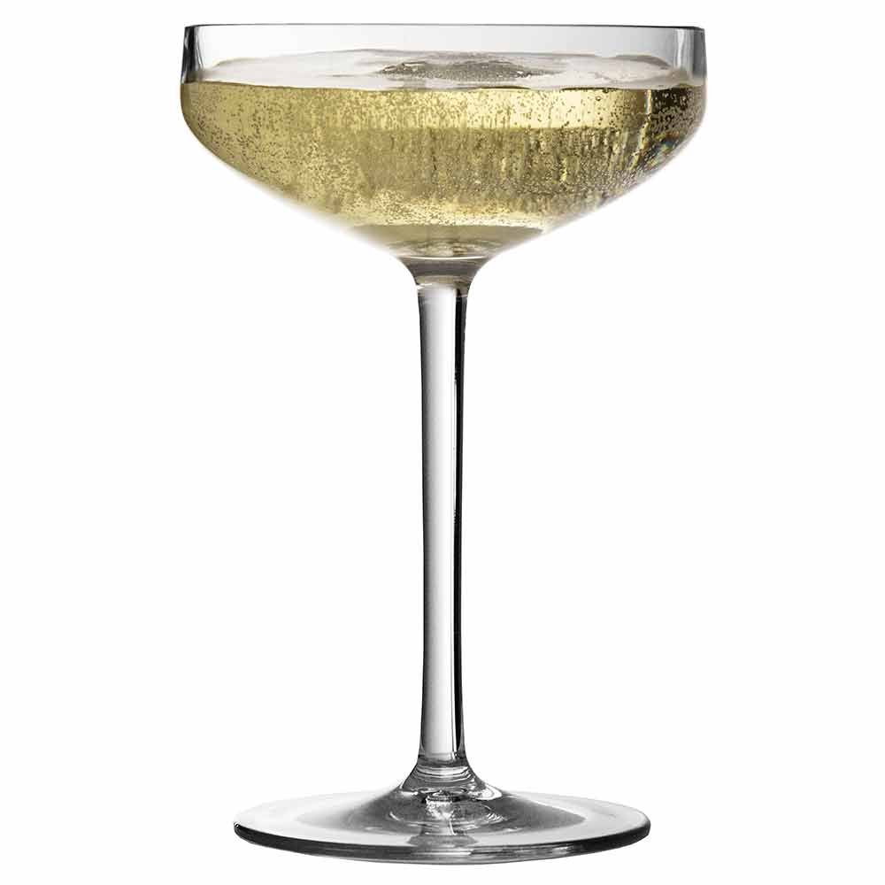Iris Tritan Plastic Coupe Glass 28cl Single BPA Free Virtually Unbreakable Champagne Saucer Urban Bar