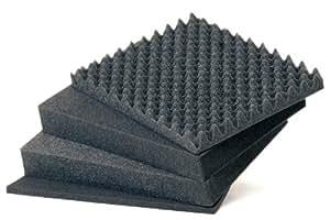 HPRC - Almohadillas de espuma para maletines de serie 2800W, color gris