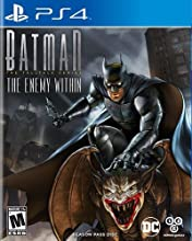 Batman: The Enemy Within - PlayStation 4
