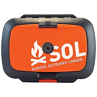 SOL Origin Survival ToolKit - Emergency Multitool - Adventure Medical Kits from SOL Origin Survival ToolKit - Emergency Multitool - Adventure Medical Kits