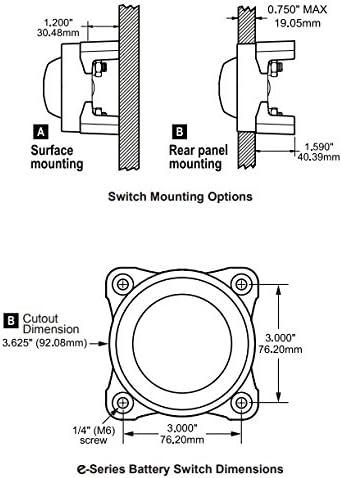 Lenox 30024 bimet/álica, 38 mm Sierra perforadora circular