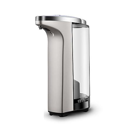 Dispensador de jabón automático, botella desinfectante de manos de inducción Dispensador de jabón inteligente Caja