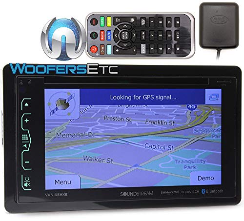 Soundstream VRN-65HXB In-Dash 2-DIN 6.2