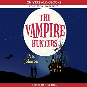 The Vampire Hunters Audiobook