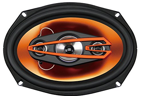 Cadence Q714 7x10 4-Way 175W Speakers 7x10 4 Way Speakers
