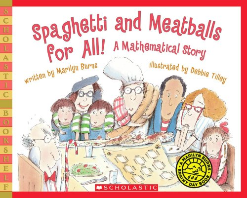 Spaghetti And Meatballs For All! (Scholastic Bookshelf: Math - Perimeter Stores