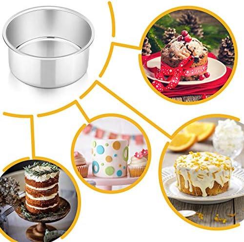 Noir Yosiyo Rectangle Cuisson Pan Biscuit Biscuit P/âtisserie de Cuisson en Acier Inoxydable Four Plaque Anti-adh/ésive rev/êtement Petit