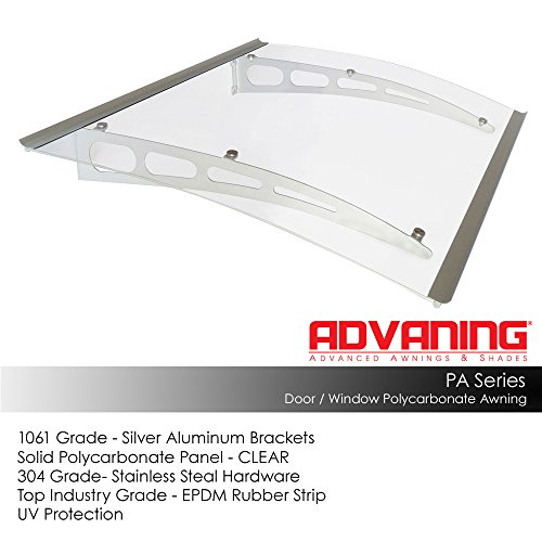 Glass Awning - ADVANING PA Series, 47
