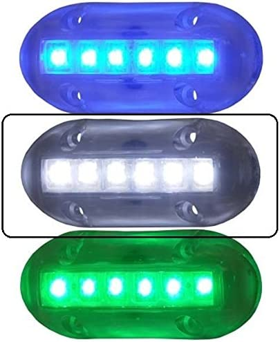 TH Marine High Intensity LED Underwater Light GREEN