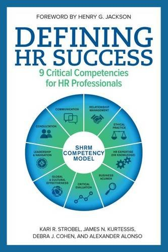 Defining HR Success: 9 Critical Competencies for HR Professionals