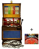 Fruit Machine (One Armed Bandit) - Poker Night Lifesize Cardboard Cutout / Standee / Standup - Includes 8x10 (20x25cm) Star Photo