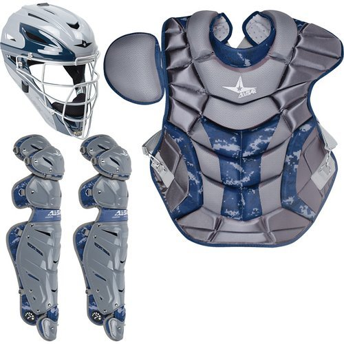 All Star Gear (All Star System Seven Adult Camo Pro Catcher's Kit)