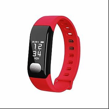 Montre connectée sport, Bracelet connecté,écran tactile capacitif,Sommeil chronomètre,Compteur de