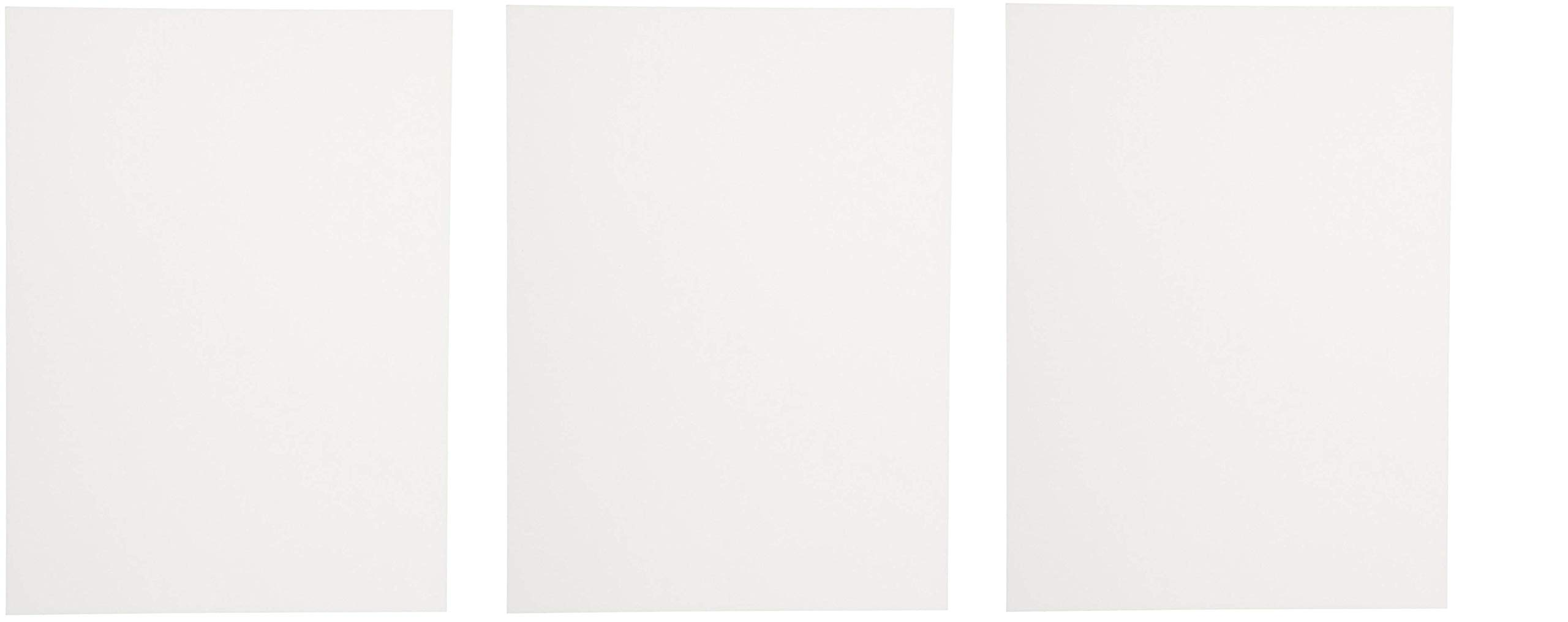 Sax Halifax Cold Press Watercolor Paper, 11 X 15 Inches, 90 lb, White, 100 Sheets (3 X Pack of 100)