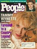 Tammy Wynette Farewell, Leonardo DiCaprio, Micki Oberdorfer, Natalie Imbruglia - April 20, 1998 People Magazine