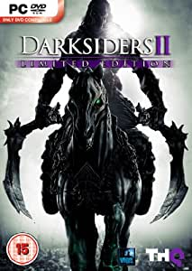 Darksiders II - Limited Edition - Includes Argul's Tomb Expansion Pack  [Importación inglesa]