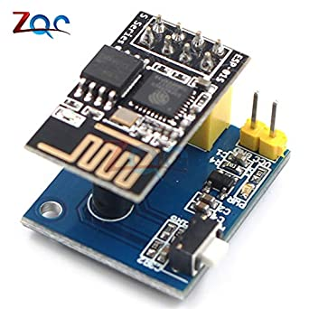 ESP8266 ESP-01 ESP-01S DS18B20 Temperature Humidity Sensor