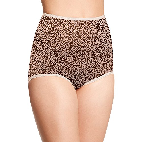 Bali Skimp Skamp Brief Panty (2633) Sexy Animal Print, 7