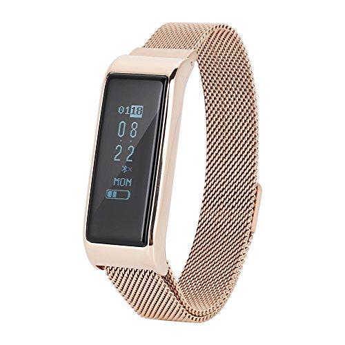 fosa Smart Watch, Waterproof Fitness Tracker Fashionable Sma