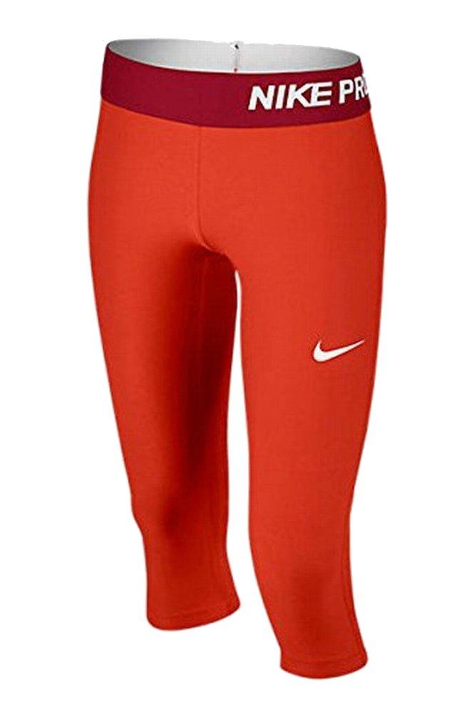 Nike Pro Cool Capri YTH - Mallas capri de fitness y ejercicio para niñas