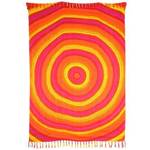 LOUDelephant - Túnica - para mujer naranja
