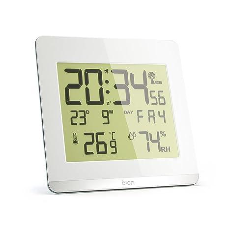 B:ON - Icon reloj de pared y despertador