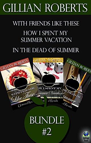 The Amanda Pepper Mysteries: Bundle #2