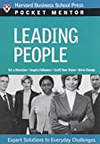 Leading People (Pocket Mentor)