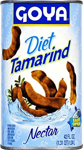 Goya Foods Diet Nectar, Tamarind, 42 Ounce (Pack of 12)