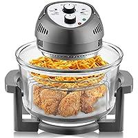 Big Boss 2249 16 QT 1300 Watts Oil Less Fryer (Graphite)