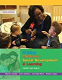 Updated throughout and featuring an emphasis on NAEYC and other standards, GUIDING CHILDREN'S SOCIAL DEVELOPMENT AND LEARNING: THEORY AND SKILLS, Ninth Edition, focuses on ways professionals can help children develop both positive feelings ab...