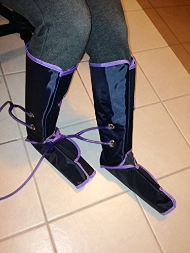 Deluxe Digital Massage Boots (fully adjustable)