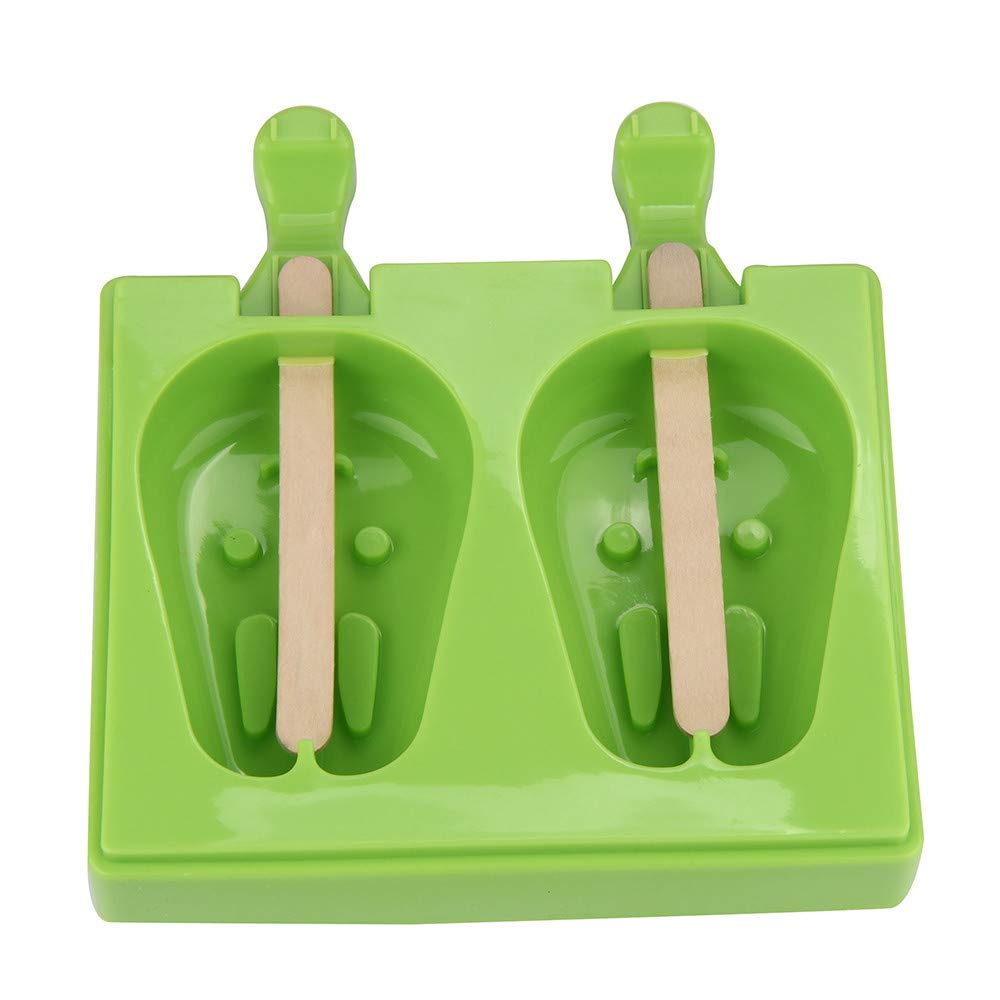 Kitchen Ice Cream Tools Popsicle Mold Ice Trays Rabbit Ice Maker Summer Snowman