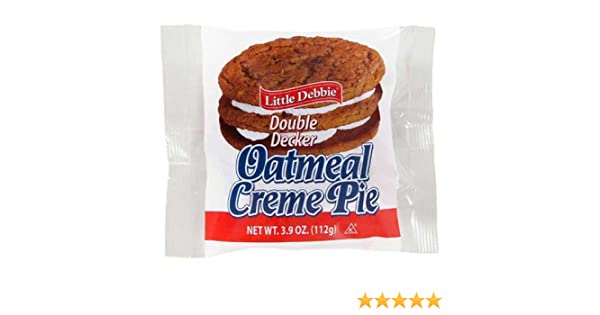 recipe: double decker oatmeal creme pie for sale [8]