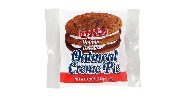 recipe: double decker oatmeal creme pie for sale [6]