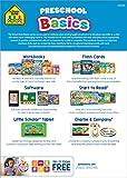 School Zone - Preschool Basics Workbook - 64