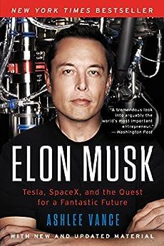 Elon Musk SpaceX Fantastic Future ebook product image