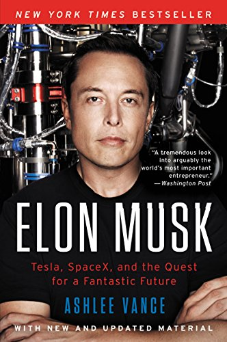 Pdf Transportation Elon Musk: Tesla, SpaceX, and the Quest for a Fantastic Future