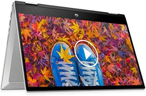 HP Pavilion x360 (2021) 14″ (35.56cms) FHD Touchscreen Laptop, 11th Gen Core i3, 8 GB RAM, 256GB SSD, 2-in-1 Convertible, Windows 10, MS Office, Finger Print Reader (14-dw1036TU)